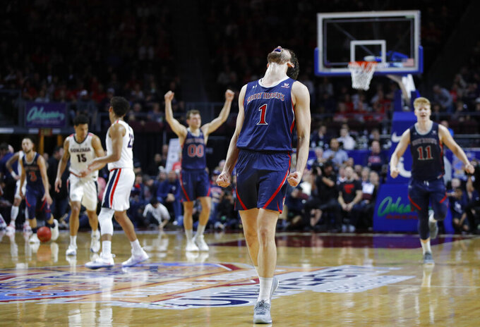 BUBBLE WATCH: Saint Mary's win bad news for bubble teams