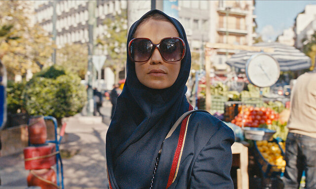 This image released by Apple TV+ shows Niv Sultan as Tamar Rabinyan in a scene from
