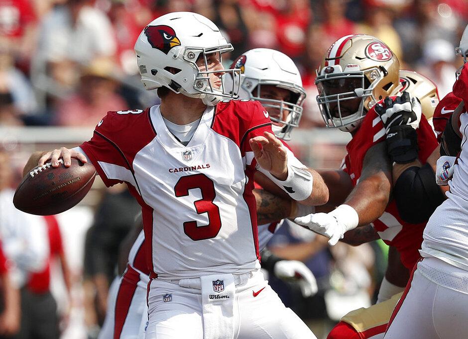 Cardinals 49ers Football