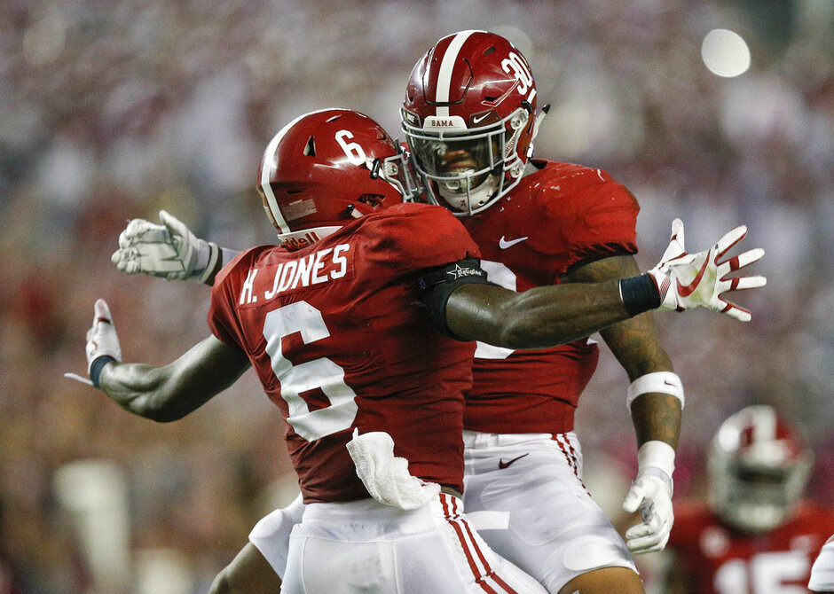 Hootie Jones, Mack Wilson