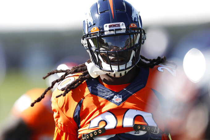 Broncos safety making switch to inside linebacker