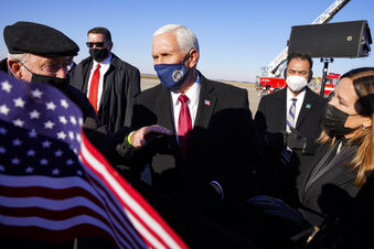 Pence lays groundwork for 2024 run