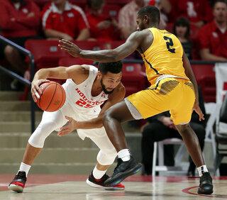 Coppin St Houston Basketball