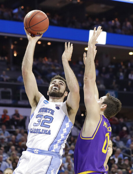 Luke Maye, Rob Marberry