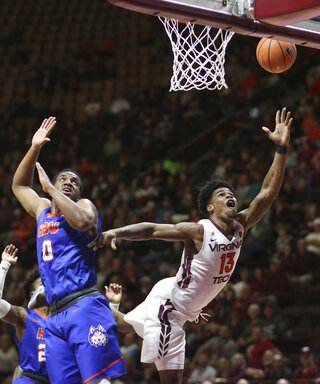 Houston Baptist Virginia Tech Basketball