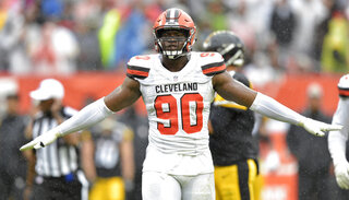 Browns Ogbah Injury Football