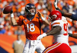 Peyton Manning,  Allen Bailey