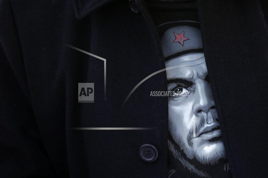 Portugal Che Guevara