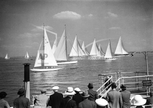 Britain Cowes Sailing