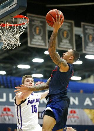 Dayton Portland Basketball