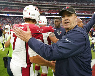 Bill O'Brien, Blaine Gabbert