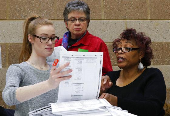 Election Recount Michigan