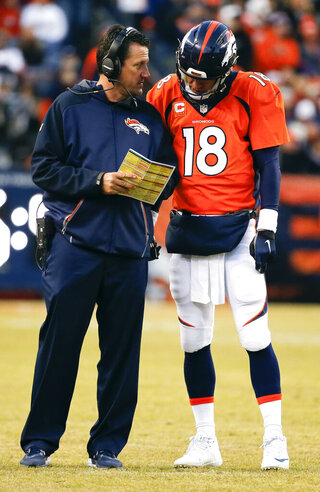 Gary Kubiak, Peyton Manning