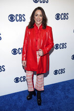 Patricia Heaton attends the CBS 2019 upfront at The Plaza on Wednesday, May 15, 2019, in New York. (Photo by Charles Sykes/Invision/AP)
