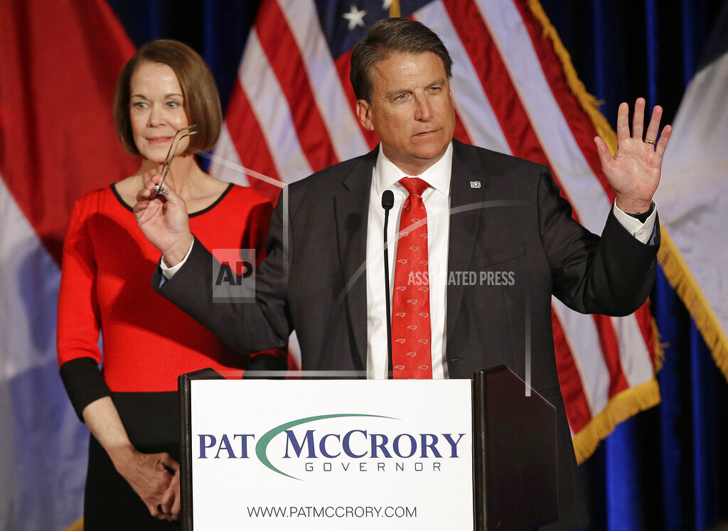 2016 Election Governor Pat McCrory