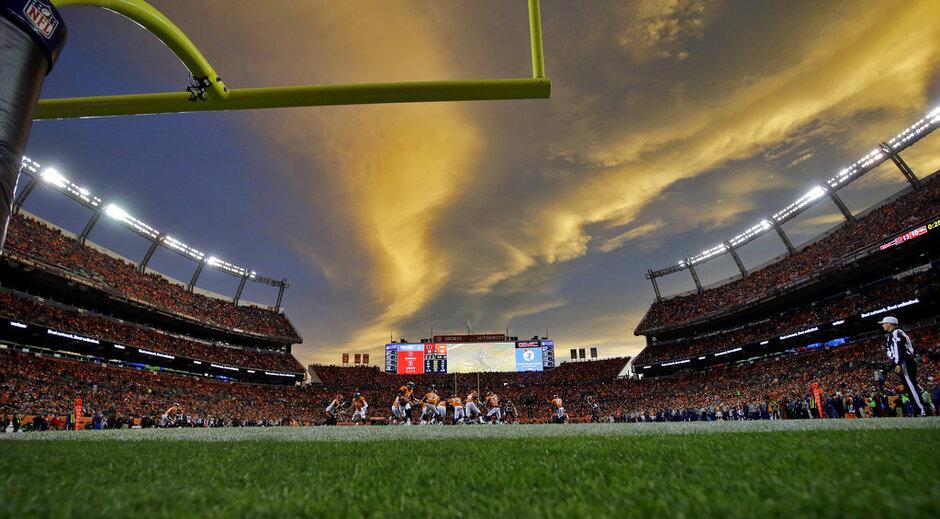 APTOPIX Bengals Broncos Football