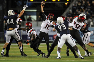 San Diego St Nevada Football