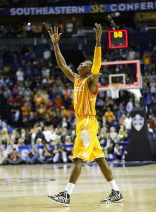 APTOPIX SEC Tennessee Vanderbilt Basketball