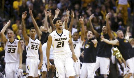 Iowa St Missouri Basketball