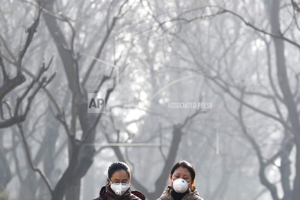 China US Climate Change