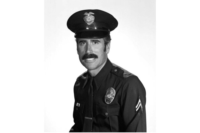 This undated photo provided by the Varna family shows Los Angeles Police Officer Paul Verna. The Los Angeles District Attorney's Office is mulling whether to again file charges against Kenneth Earl Gay, who is accused of killing Verna over 30 years ago. The California Supreme Court has twice overturned Gay's death penalty sentence and in February vacated his original conviction. The Los Angeles District Attorney's Office must decide by Dec. 14 if prosecutors will re-file the case. Gay maintains his innocence and is currently incarcerated in state prison. (Courtesy Verna family via AP)