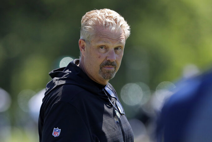 Jets' Gregg Williams establishing intense culture on defense