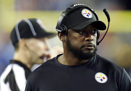 Mike Tomlin,