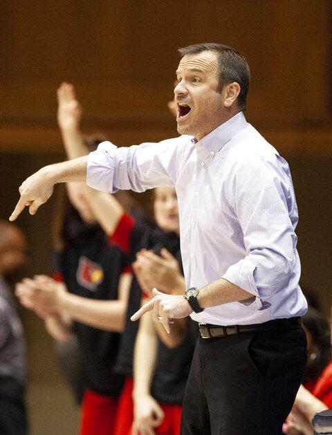 Louisville Duke Basketball