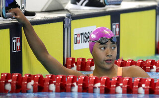 Indonesia Asian Games Swimming