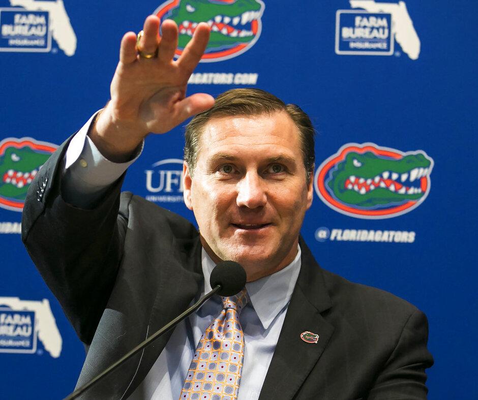Florida Mullen StaffFootball