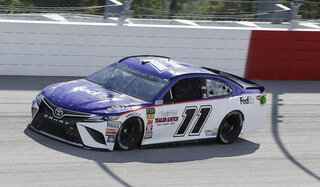NASCAR Darlington Auto Racing