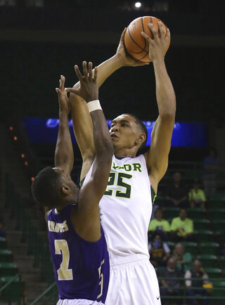 Alcorn St Baylor Basketball