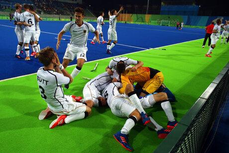 Rio Olympics Hockey Men