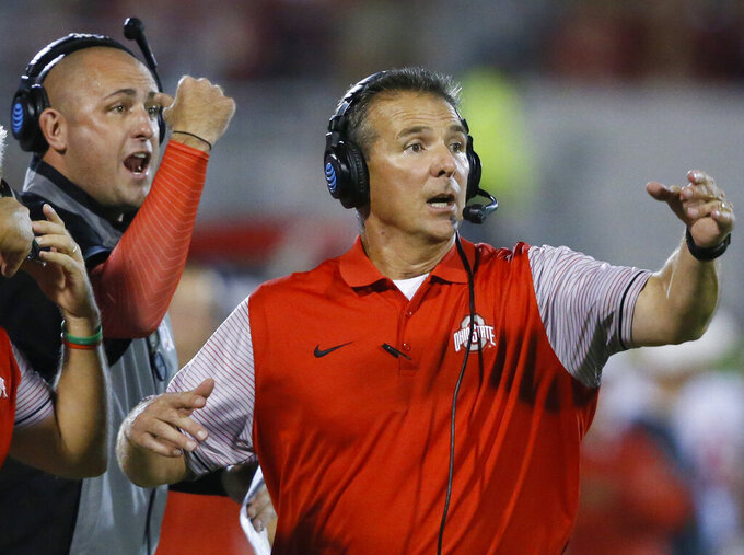 Saban denies offering ex-Ohio State assistant Zach Smith job