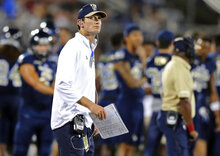 FIU Miami Ties Football