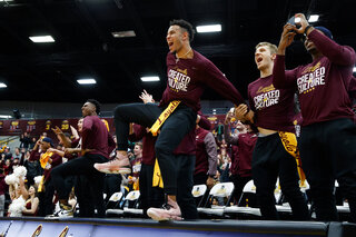 NCAA-Bound Loyola