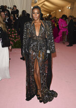 Gabrielle Union attends The Metropolitan Museum of Art's Costume Institute benefit gala celebrating the opening of the
