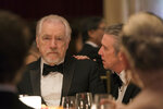 This image released by HBO shows Brian Cox in a scene from