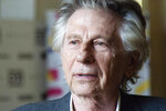 FILE - In this May 2, 2018, file photo, director Roman Polanski appears at an international film festival, where he promoted his latest film,