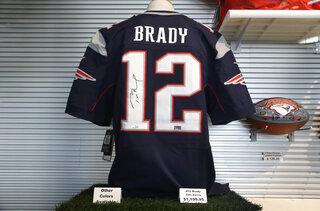 Brady Appeal Football