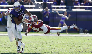 Josh Doctson, Nigel Tribune