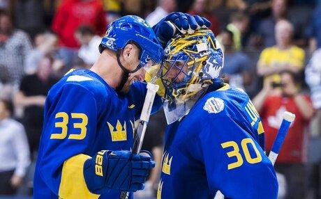 Henrik Lundqvist, Henrik Sedin