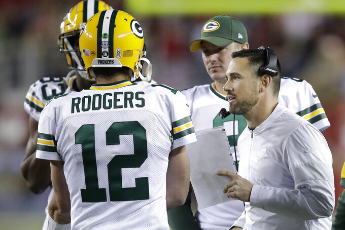 Rodgers wants more consistency from offense down the stretch