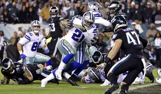 Cowboys-Elliott's Penance Football