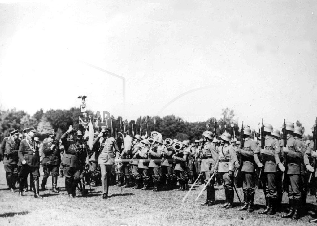 Watchf Associated Press International News   Poland APHSLDEU38 Poland Herman Goering