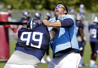Mike Vrabel, Jurrell Casey