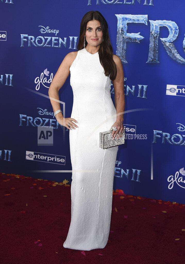 "World Premiere of ""Frozen 2"" - Arrivals"