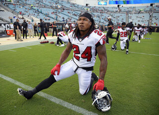 Falcons Freeman Football