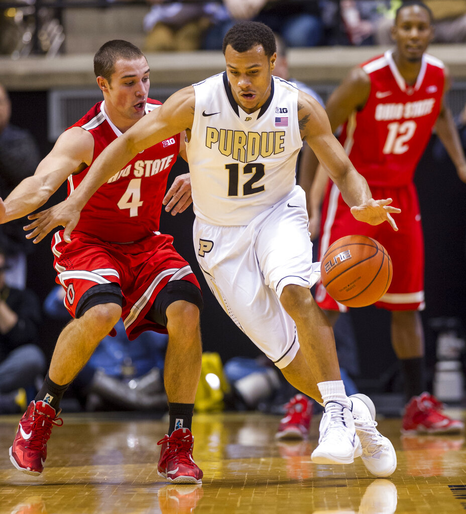 Bryson Scott, Aaron Craft