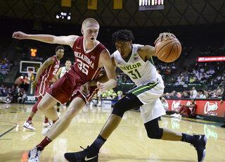 APTOPIX Oklahoma Baylor Basketball